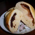 りんごジャムを使ったパン〔ホームベーカリー〕