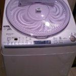 ハンガー乾燥が出来る!乾燥洗濯機〔ES-TX73-A〕