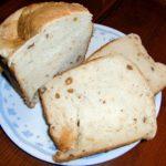 アンチエイジング効果もあるアーモンド入りパン