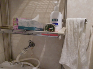 洗面所のインテリア