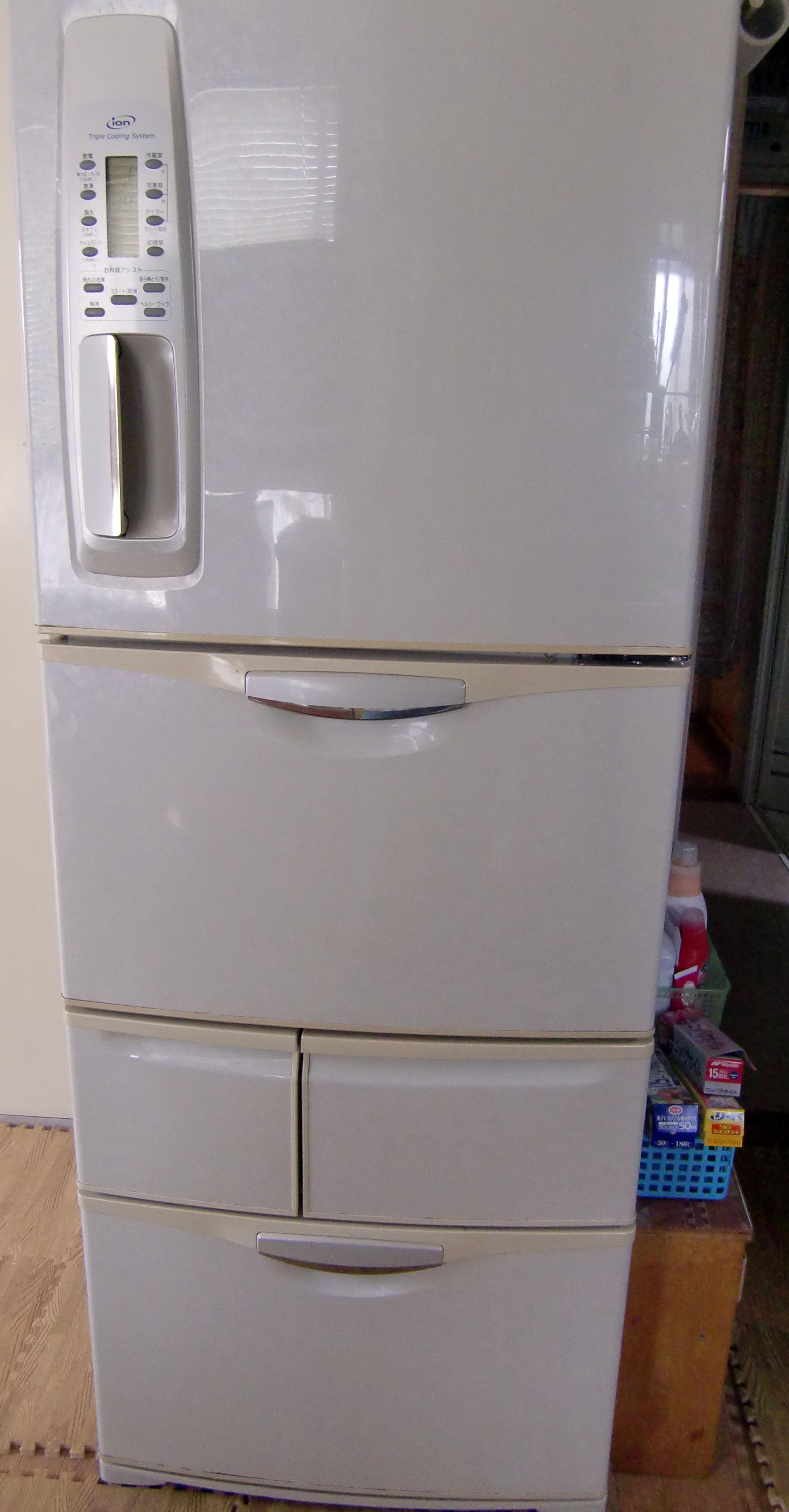 冷蔵庫(古い)